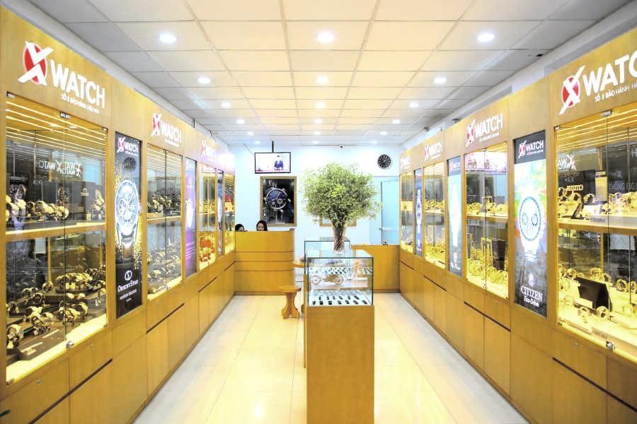 Cửa hàng bán đồng hồ OP tại Hà Nội