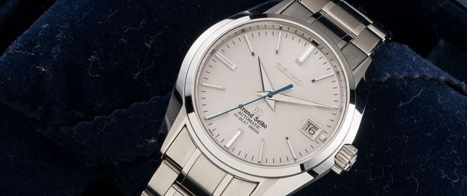 Grand Seiko - Huyền thoại về đồng hồ đeo tay nam cao cấp