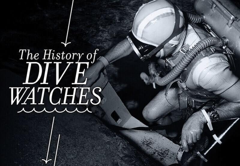 """Diver watch là gì? Giải mã bí ẩn về những """"kình ngư"""" biển cả!"""