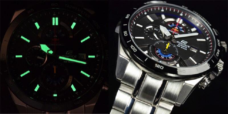 Đồng hồ Casio dạ quang - người hùng của bóng đêm