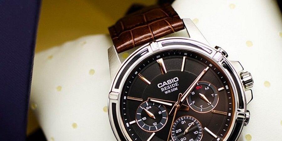 Lý bo bạn nên chọn đồng hồ Casio kính sapphire