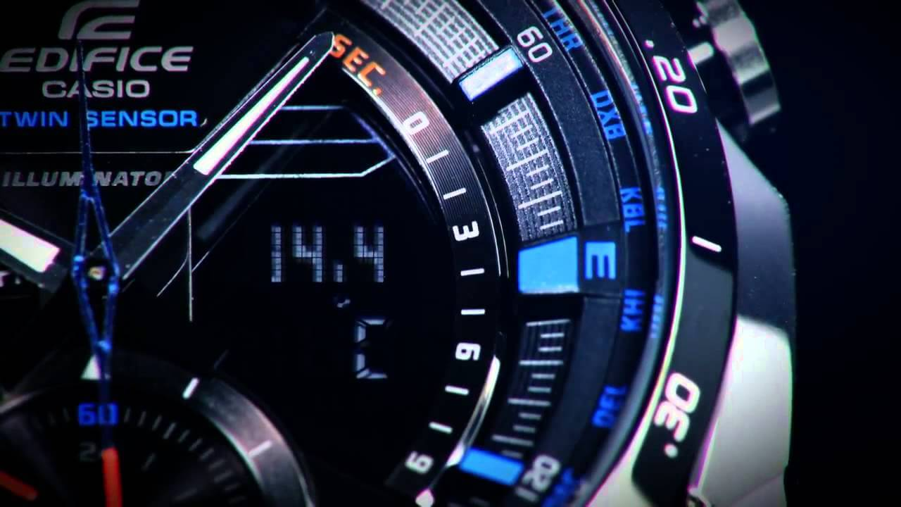 Đồng hồ Casio mặt xanh: khao khát từ cái nhìn đầu tiên