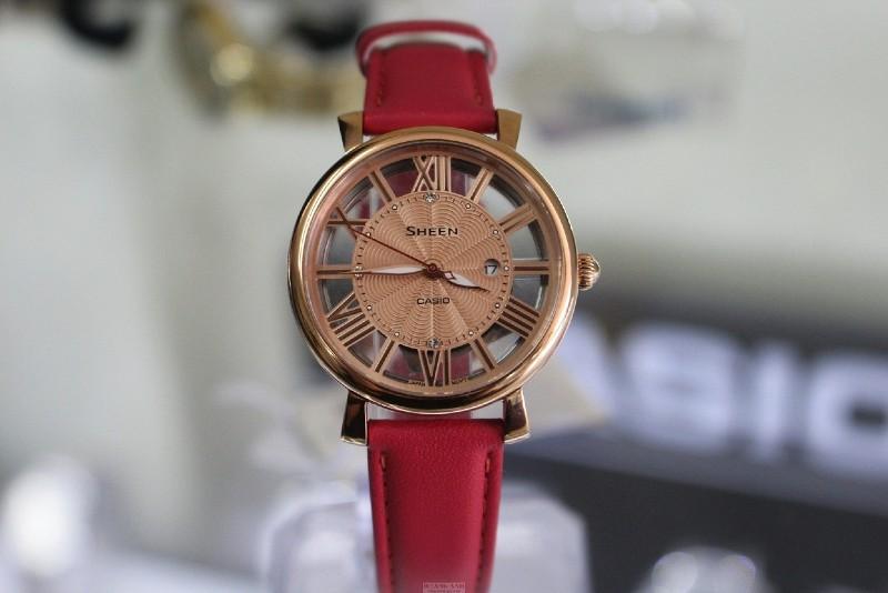 TOP 3 mẫu đồng hồ Casio nữ màu hồng đáng mua nhất