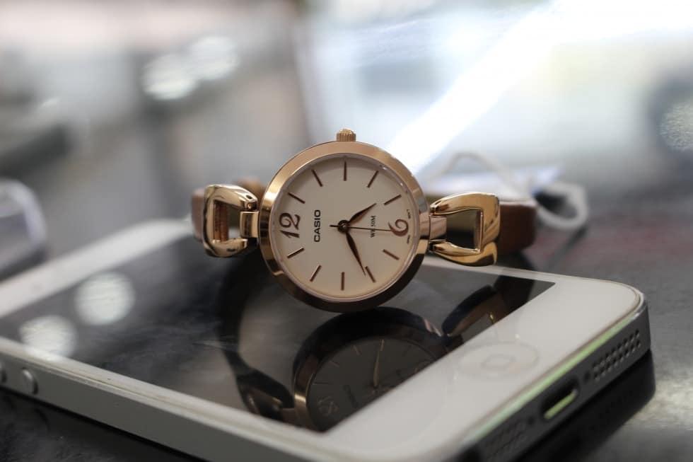 Lộ diện 3 mẫu đồng hồ Casio nữ wr50m HOT HÒN HỌT