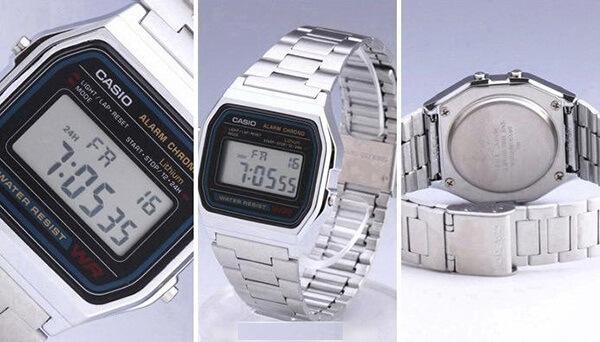 Đồng hồ Casio Silver - Toàn tập về cách sử dụng