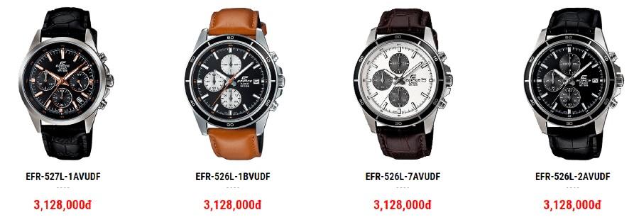 Hé lộ bí kíp mua đồng hồ Casio tại Đà Nẵng