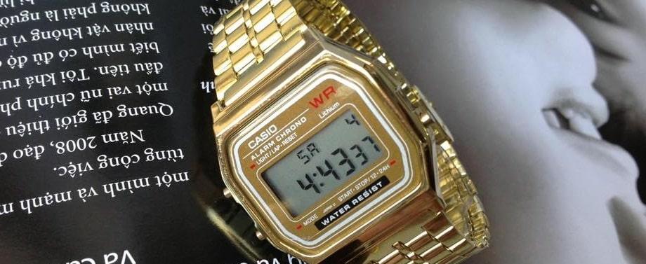 Đồng hồ Casio Vintage - Phong cách mới cho giới trẻ