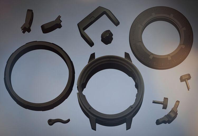 Khám khá tất tần tật về đồng hồ gốm Ceramic