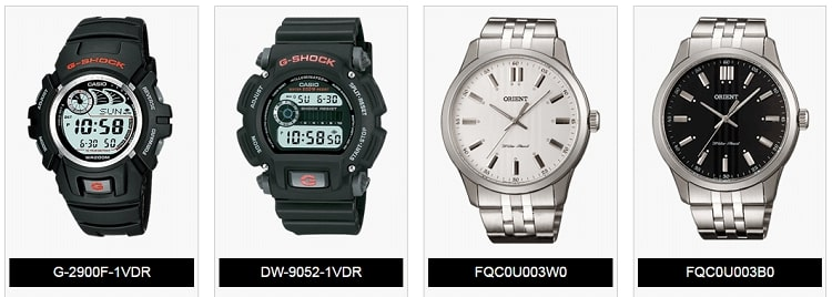 Gợi ý mua đồng hồ chính hãng dưới 2 triệu