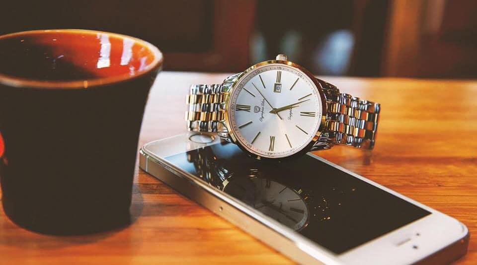 Tìm địa chỉ mua đồng hồ nam chính hãng uy tín tại TPHCM