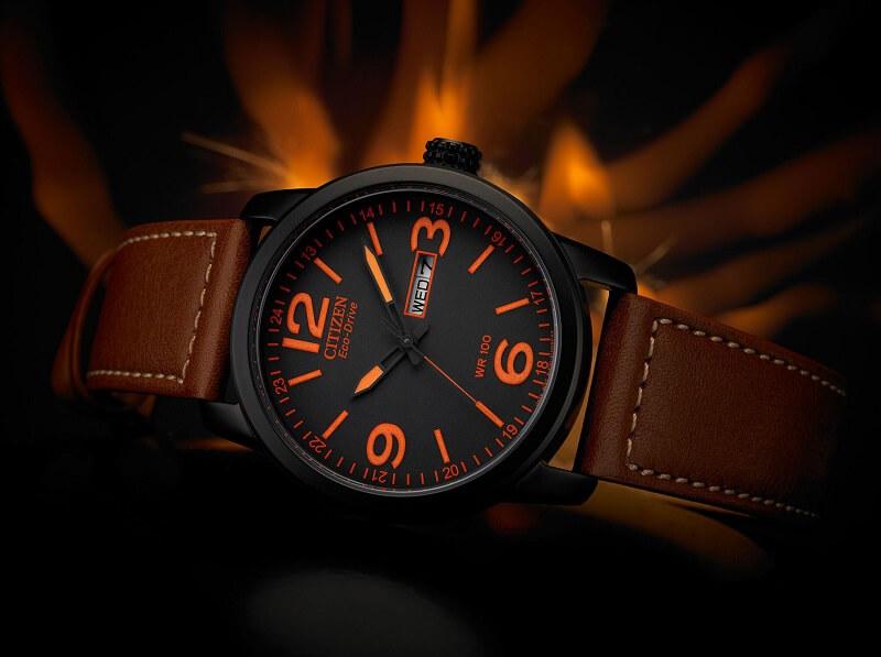 "Review đồng hồ Citizen BM8475-26E: Cỗ máy ""nhai nuốt"" ánh sáng!"
