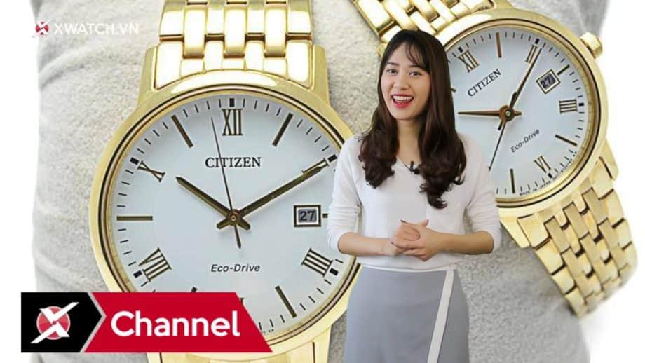 Mách bạn cách chọn đồng hồ Citizen đôi đúng chuẩn