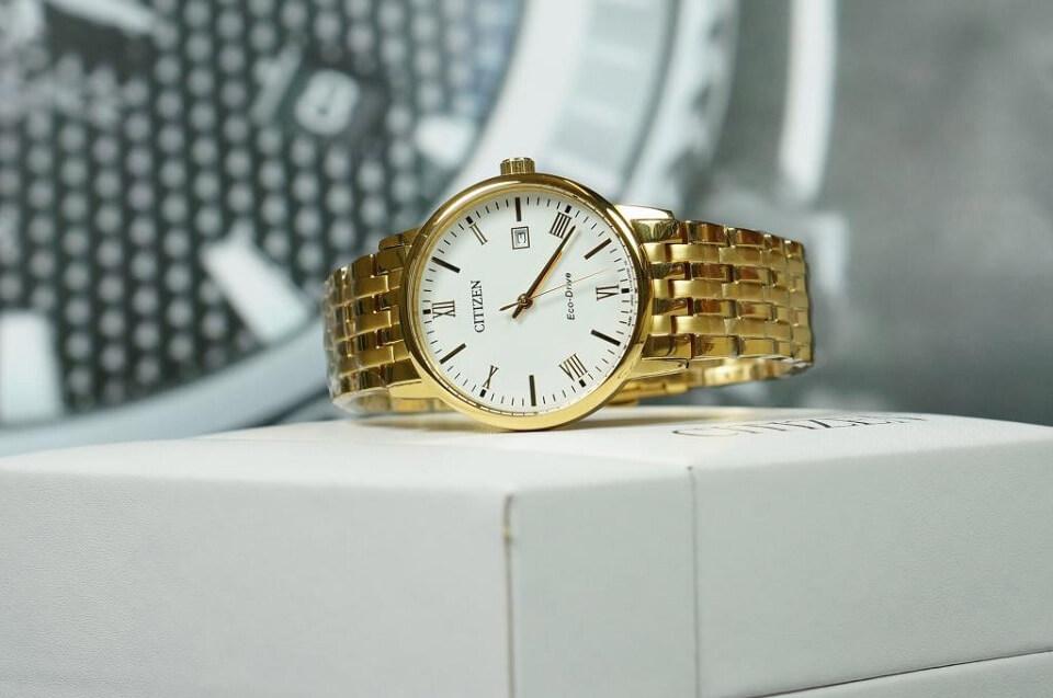 Đồng hồ Citizen Eco drive full gold phù hợp với ai?