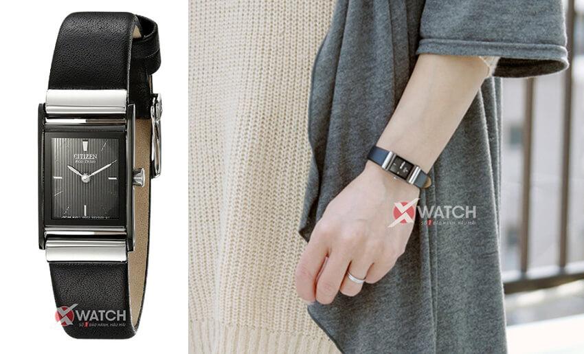 Giải đáp thắc mắc: Đồng hồ Citizen nữ giá bao nhiêu?