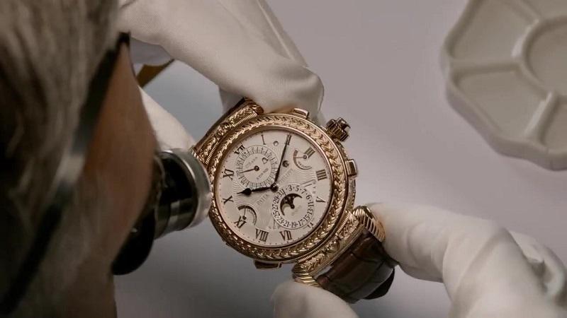 Khám phá bí ẩn về chiếc đồng hồ cơ đắt nhất thế giới