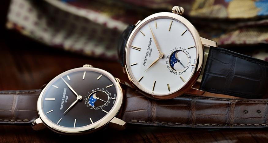 Đồng hồ đeo tay Frederique Constant - Bản giao hưởng của tuổi trẻ