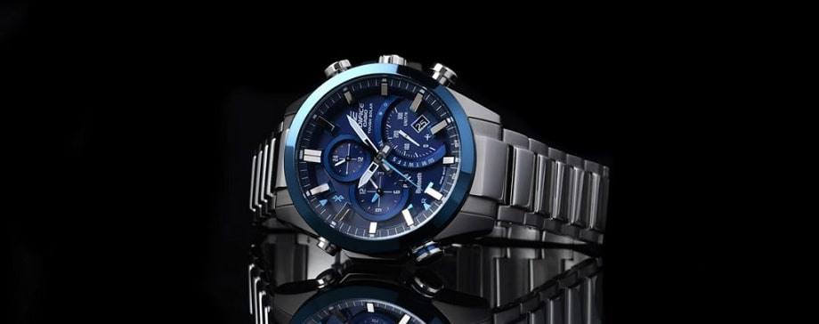 Casio Edifice - Đồng hồ đeo tay nam 6 kim hấp dẫn mọi nam giới