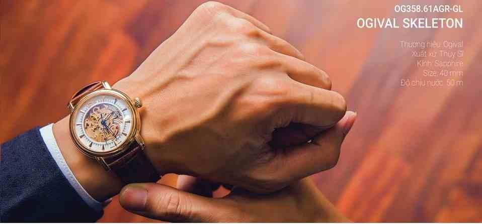 """Bộ 3 đồng hồ đeo tay nam cao cấp """"chất đến từng đồng"""""""