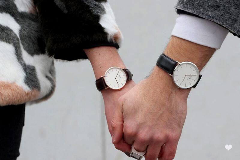 Ý nghĩa của đồng hồ đôi và 5 gợi ý đồng hồ đôi chất nhất