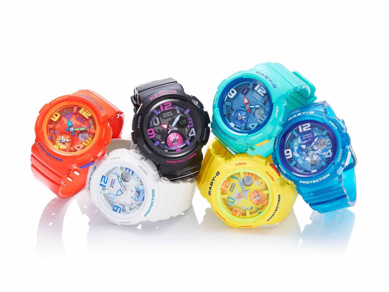 Bạn biết gì về đồng hồ G Shock Baby G?