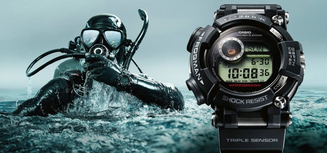 Bạn đã hiểu đúng về đồng hồ nam chống nước?
