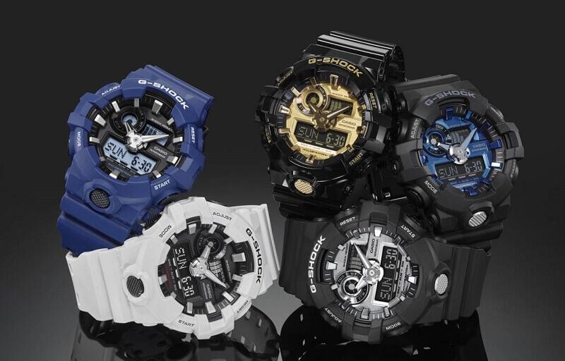 3 mẫu đồng hồ hiệu Casio trong tầm giá 5 triệu