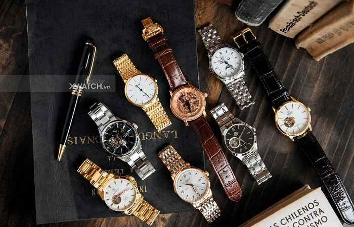 Top 5 đồng hồ nam 38 mm cho đàn ông cổ tay vừa và nhỏ