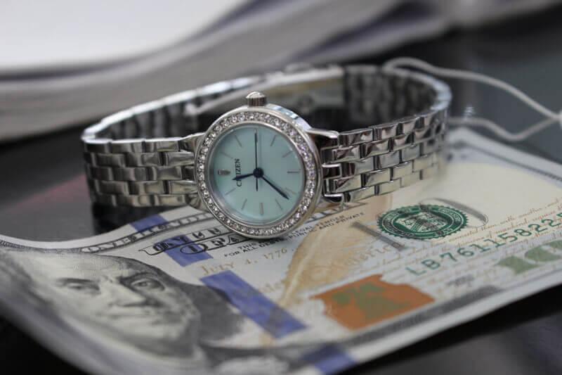 Top 3 mẫu đồng hồ Citizen Quartz nữ bán chạy nhất