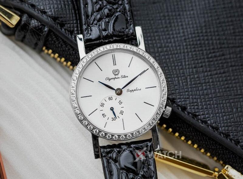 TOP 3 mẫu đồng hồ nữ dây da đẹp mới nhất 2019