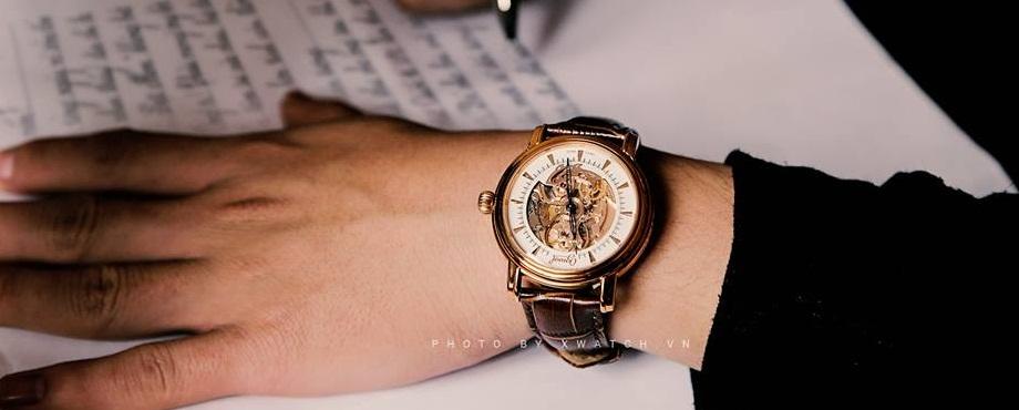 Đồng hồ Ogival dây da – Phong cách trẻ trung và đẳng cấp!