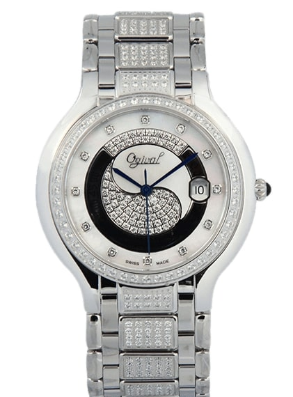 Top 3 đồng hồ Ogival 3832 khiến người yêu thời gian mê mẩn