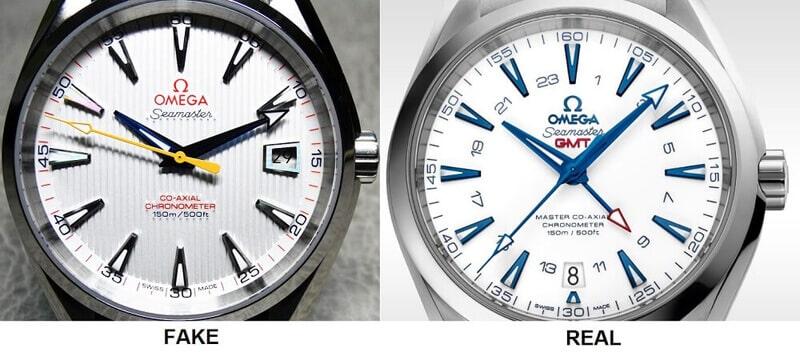 Giá đồng hồ Omega chục triệu, liệu có phải hàng fake?