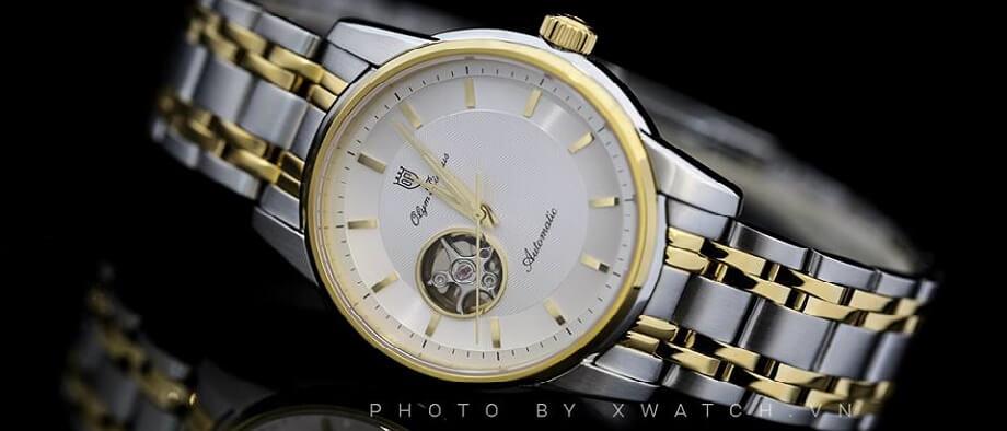 Những điều bạn cần biết khi mua đồng hồ OP Thụy Sĩ nam chính hãng