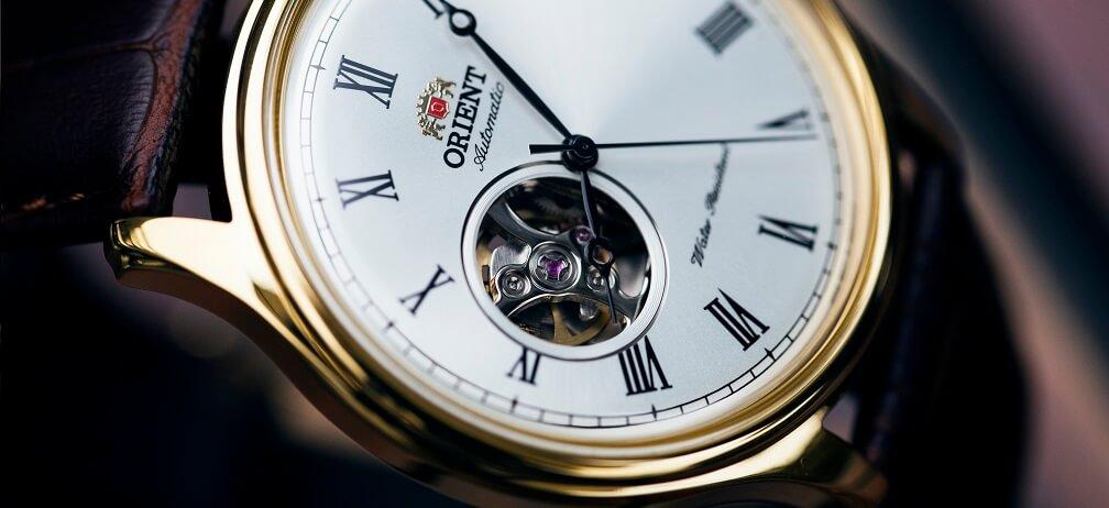 Hé lộ bí ẩn từ bộ máy mang tên đồng hồ Orient Open heart