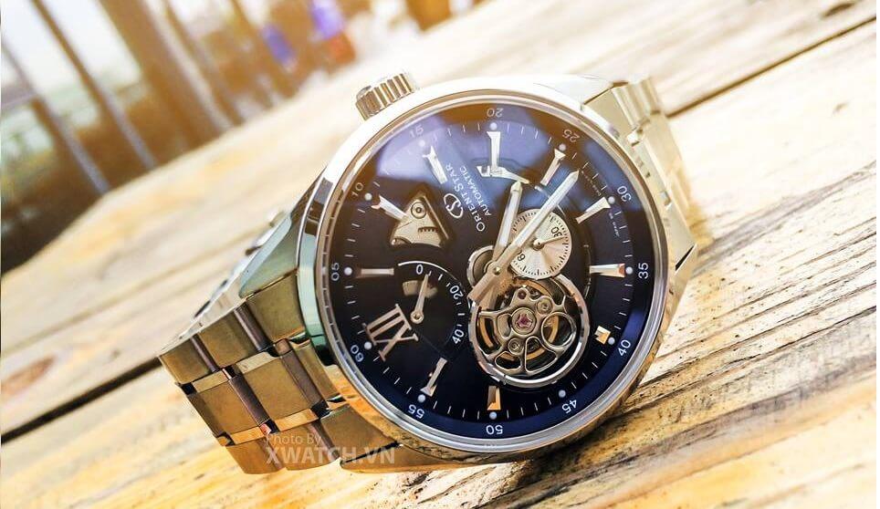 Đồng hồ cơ lộ máy Orient có tốt không?