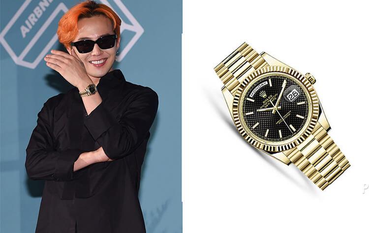 Cùng soi đồng hồ của sao Hàn: Ai là người chịu chơi nhất?
