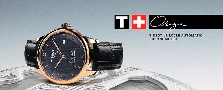 Bảng xếp hạng 5 thương hiệu đồng hồ nam Thụy sỹ nổi tiếng nhất