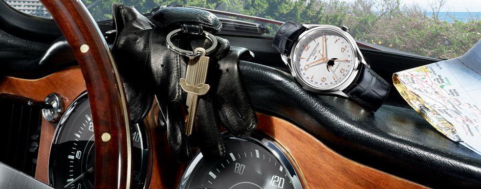 Biến hóa với đồng hồ Thụy Sỹ dây da nam cao cấp chính hãng