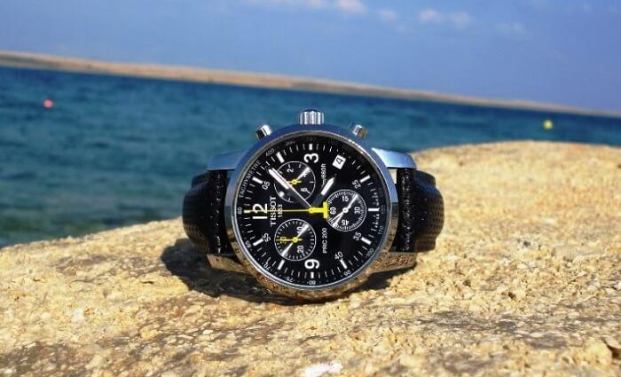 Đồng hồ Tissot PRC 200 - cú bứt phá cho quý ông hiện đại