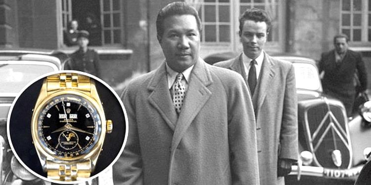Giải mã bí ẩn đồng hồ của vua Bảo Đại trị giá 114 tỷ đồng