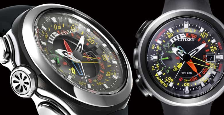 Đồng hồ Altimeter – người bạn đồng hành chinh phục những tầm cao