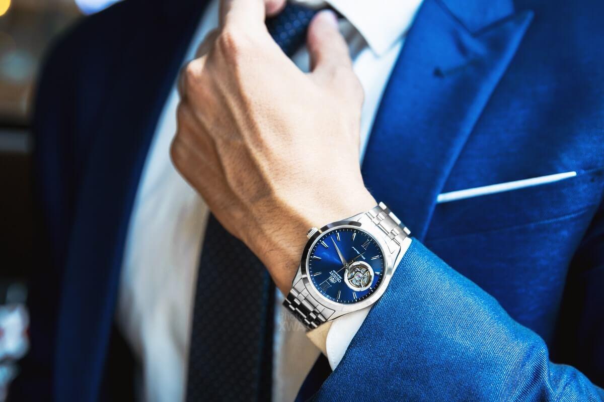 """""""Công thức 4 bước """" chọn đồng hồ đeo tay cực đơn giản"""