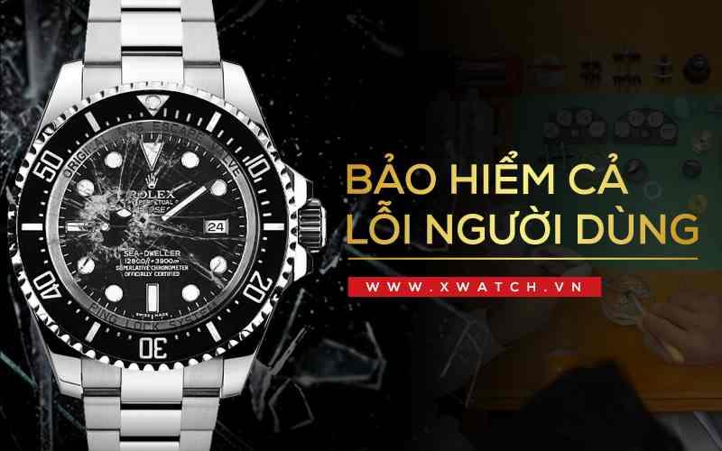 Xwatch - Bảo Hiểm & Hậu Mãi Đồng Hồ Có Một Không Hai Tại Việt Nam!