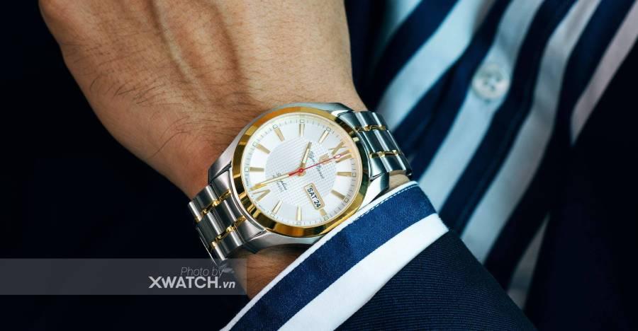 Tư vấn kiến thức hữu ích chọn đồng hồ nam chính hãng giá rẻ
