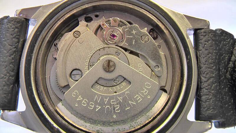 Máy đồng hồ Orient Cal. 46943 và những điều bạn chưa biết