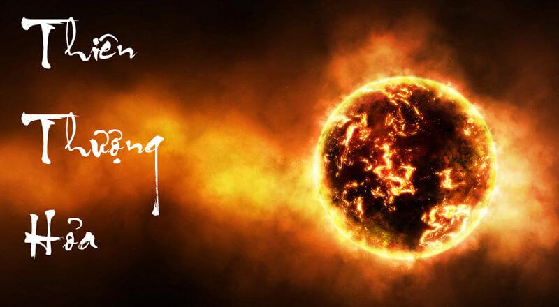 Tử vi mạng Thiên Thượng Hỏa và cách chọn phụ kiện thay đổi vận mệnh
