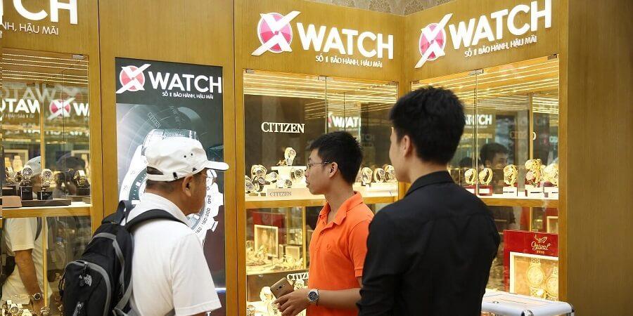 Góc chia sẻ: Mua đồng hồ Citizen ở đâu TP.HCM?