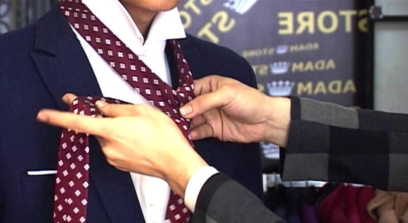 """6 cách thắt cà vạt đẹp đơn giản chỉ trong """"nháy mắt""""!"""