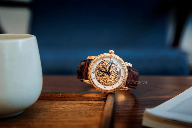 Những bộ sưu tập nổi tiếng của đồng hồ Ogival chính hãng