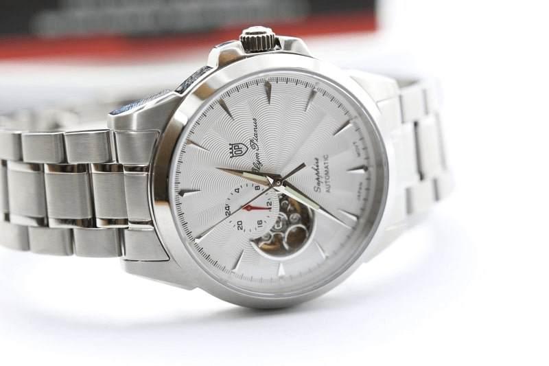 Top đồng hồ nam bạc đàn ông khao khát sở hữu!
